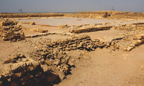 Resolving the mystery of an ancient site in Sindh
