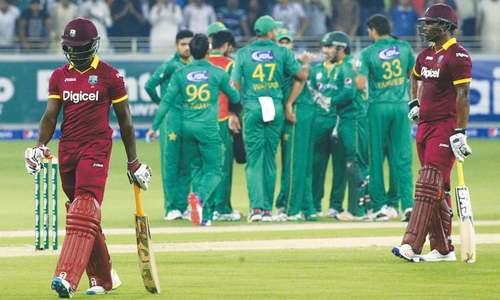 Pakistan trounce Windies in first T20