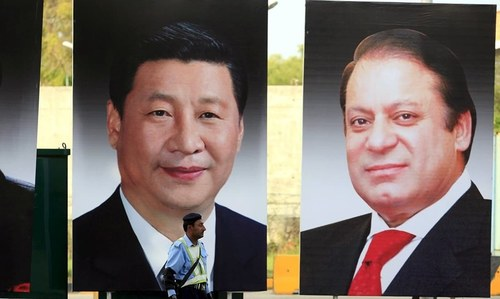 China to support Pakistan against foreign aggression