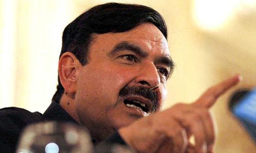 Sheikh Rashid seeks Memogate-style commission for Panamagate