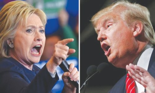 Face-to-face: what Clinton, Trump need to win first debate