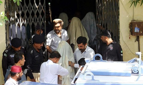 Military court convictions in Safoora Goth case challenged