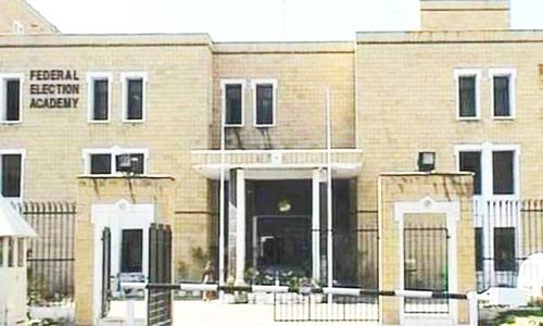 No plans to procure voting machines from India: ECP