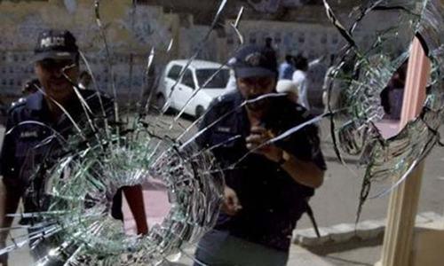 کراچی:ٹریفک پولیس کے سب انسپکٹرفائرنگ سے ہلاک