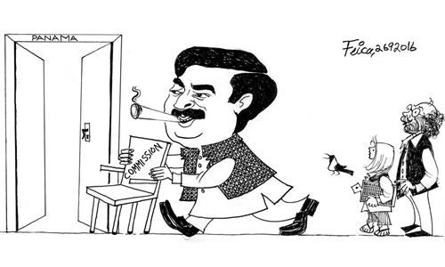 Cartoon: 26 September, 2016