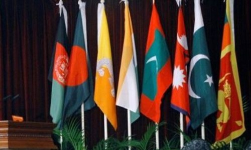 سارک اجلاس کیلئے ہندوستانی وفد کی پاکستان آمد