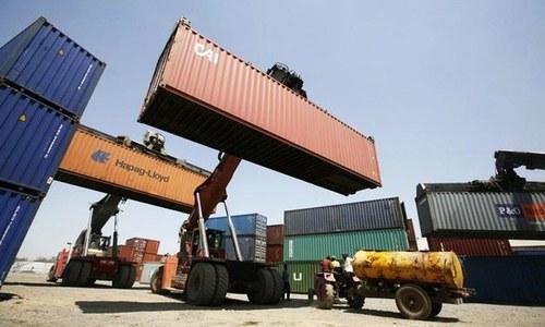 Unending export freefall