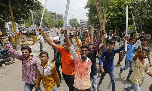 India's Dalits, Muslims in joint struggle against BJP's cow politics