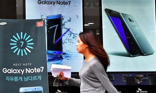 Firefighting: Samsung recall threatens reputation, bottom line