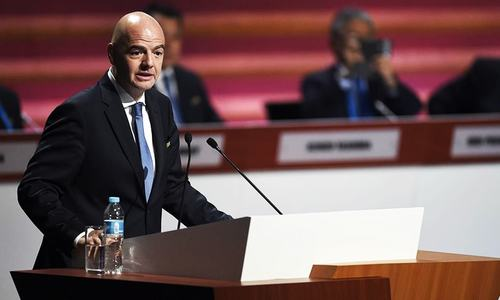 FIFA fighting racism 'seriously' despite ending task force