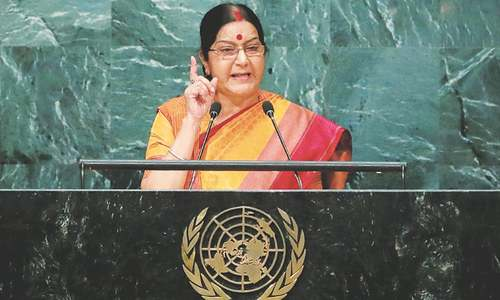 India unhappy with Kashmir issue being raised at UN