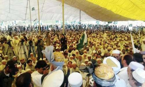Tribal jirga wants tenure of army chief extended