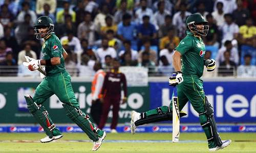 Pakistan eye first T20 series whitewash over West Indies today