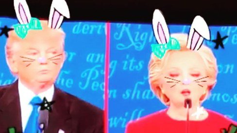 10 tweets that hilariously (and perfectly) sum up the US Presidential debate night
