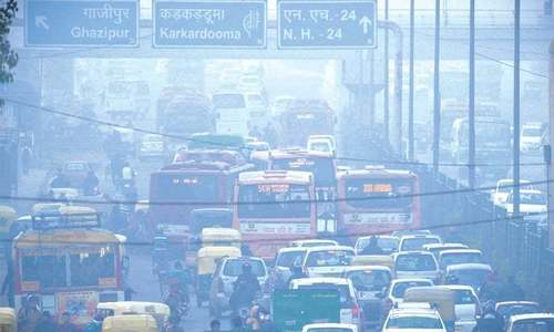 Asia's poor choking on polluted air