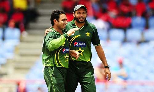 Future of Afridi, Ajmal uncertain as PCB set to give central contracts