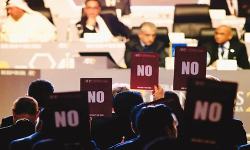 Asian leaders rebel, postpone elections for  FIFA Council