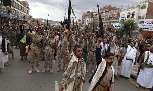 Yemen's Houthis must disband militias under any peace deal, says Saudi-led coalition