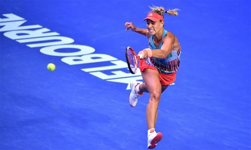 Kerber to start 2017 at Brisbane International