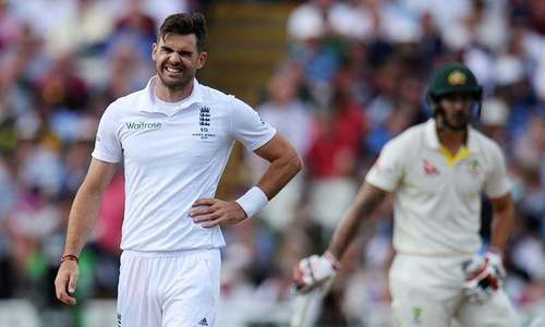 England's Anderson, Wood ruled out of Bangladesh tour