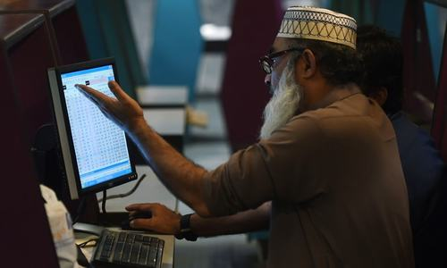 Stocks take the brunt of LoC hostility