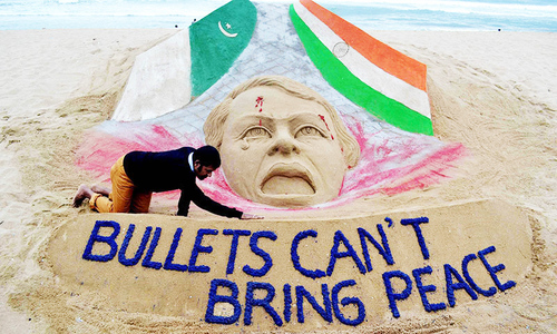 Indo-Pak war hysteria: The wages of living by hate