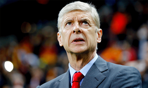 Wenger says England job a possibility one day