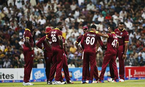 First ODI: West Indies put Pakistan into bat