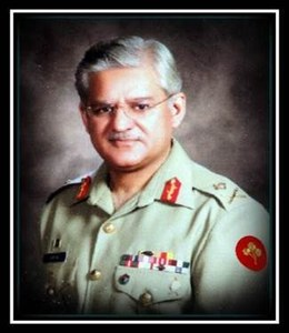 Major General Sarfaraz Sattar promoted to rank of Lieutenant General
