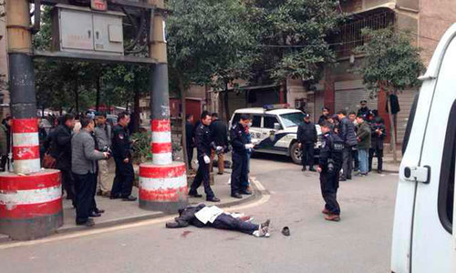Man in China slaughters 19 including parents, neighbours over money argument