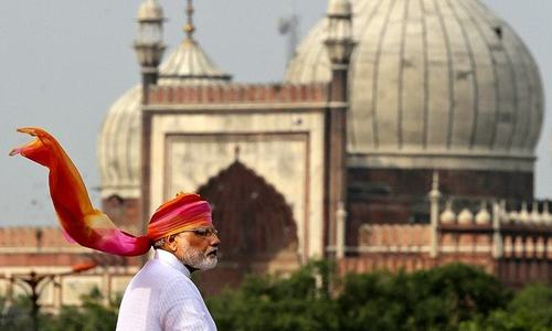 How Modi upended his predecessor's quiet diplomacy