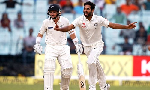 Kumar floors New Zealand with five-wicket haul