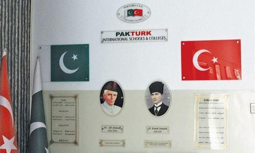 No plan to close Pak-Turk schools, IHC informed
