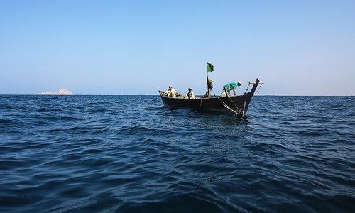 Pakistani boat, nine fishermen captured by India