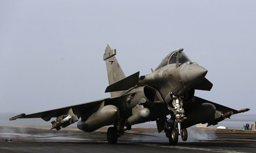 India's Reliance ties up with Dassault after Rafale fighter jet deal