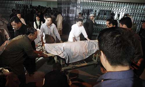 Four Hazara women killed as gunmen open fire on Quetta bus