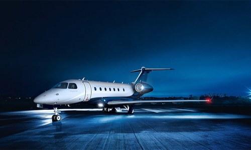 جیکی چن نے ایک اور طیارہ خرید لیا