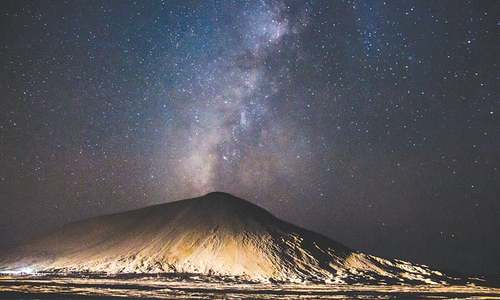 Stargazing in Balochistan took me to an infinite universe