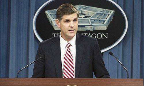 Pentagon encourages Pakistani, Indian militaries to keep talking
