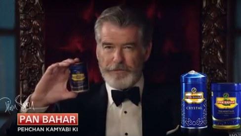 James Bond endorses Indian paan masala, sends fans into shock
