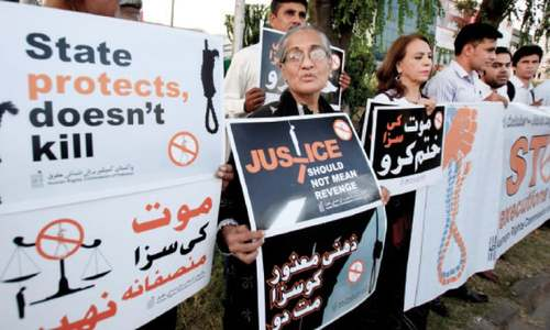 'Countries without the death penalty have lower crime rates'