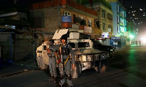 At least 14 killed as gunmen target Shias in Kabul