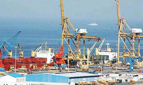Country's biggest port set to begin trial run