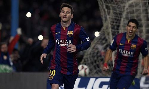 Messi returns as Barca, Madrid battle 'FIFA virus'