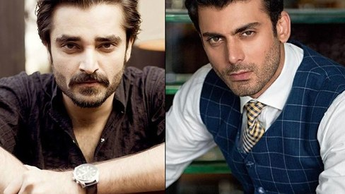 Watch these Americans decide who's better: Hamza Ali Abbasi or Fawad Khan