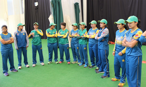 Uncertainty looms over Pakistan-India women's cricket series