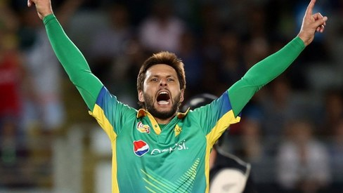 Shahid Afridi's autobiography to release next year