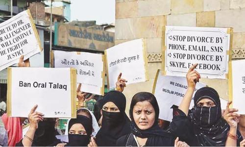 Triple talaq, polygamy violate fundamental rights of Indian Muslim women