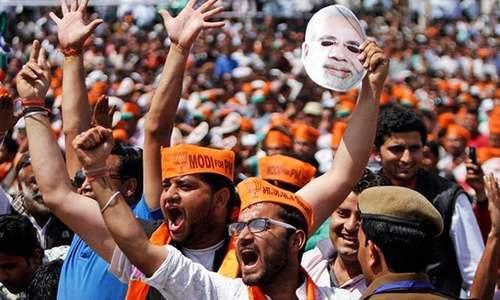 Indian media helps govt muzzle dissent