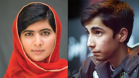 These 2 Pakistanis made it to Times' 30 Most Influential Teens of 2016